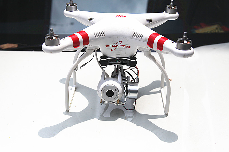 US $56 99 |DJI Phantom 2 Vision Quadcopter FC200 Special 2 axis Brushless  Gimbal Set w/Motors & Gimbal Controller-in Parts & Accessories from Toys &