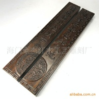 Black rosewood mahogany Paperweight African ebony wood wholesale manufacturers can be customized