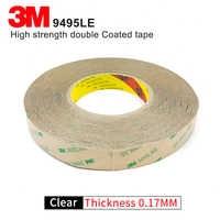 Bande résistante adhésive Double face Super forte de 3 M 300LSE pour le numériseur 55 M de lentille d'affichage à cristaux liquides