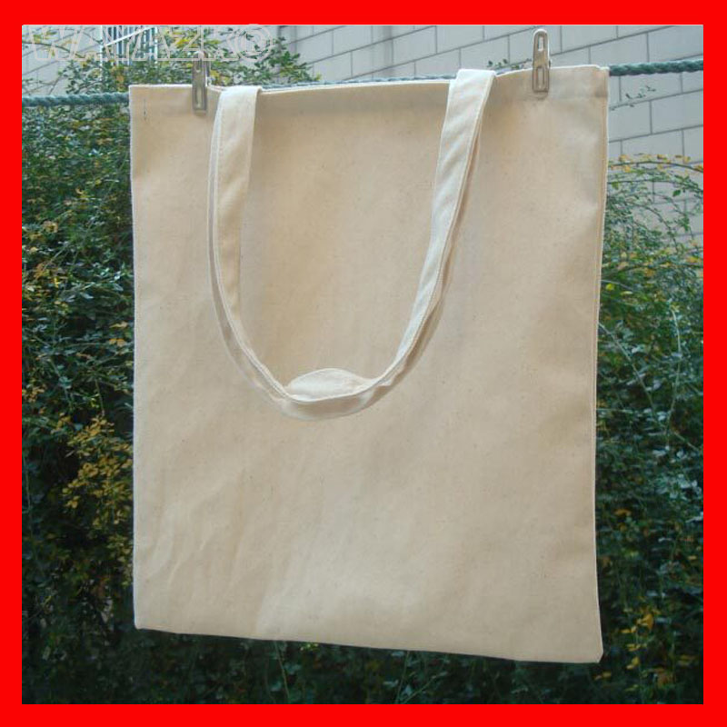 1Pcs/Lot Eco-Friendly Blank Plain Canvas Tote Cotton Shopping Bag,For DHY Paiting