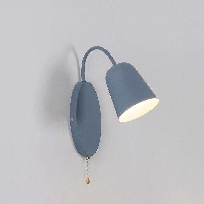luzes de braco curvo simples e moderno quarto do bebe cabeceira bar cafe restaurante sala estar