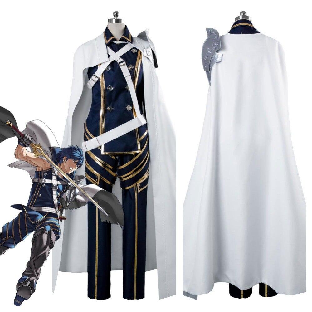 Fire Emblem: Awakening Chrome Battleframe Uniform Cosplay Costume