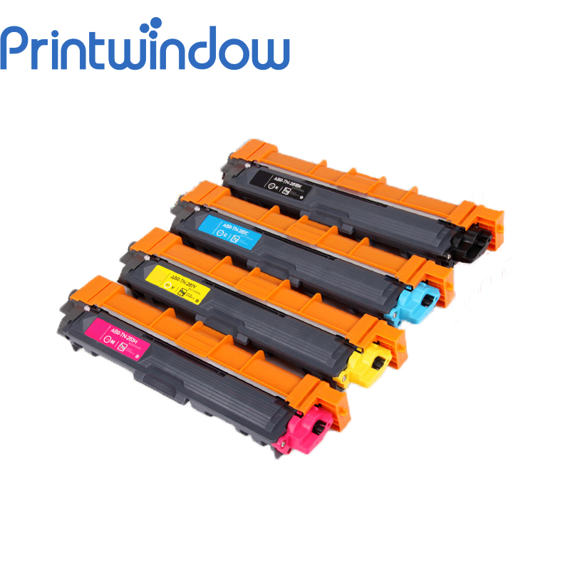 Printwindow Compatible Toner Cartridge for Brother HL-3140/3150/3170 MFC-9130/9140/9330/9340 DCP9020 4X/Set new fuser unit fuser assembly for brother hl 3140 3150 3170 mfc 9130 9330 9340 dcp 9020 ly6753001 lr2231001 110v lr2232001 220v