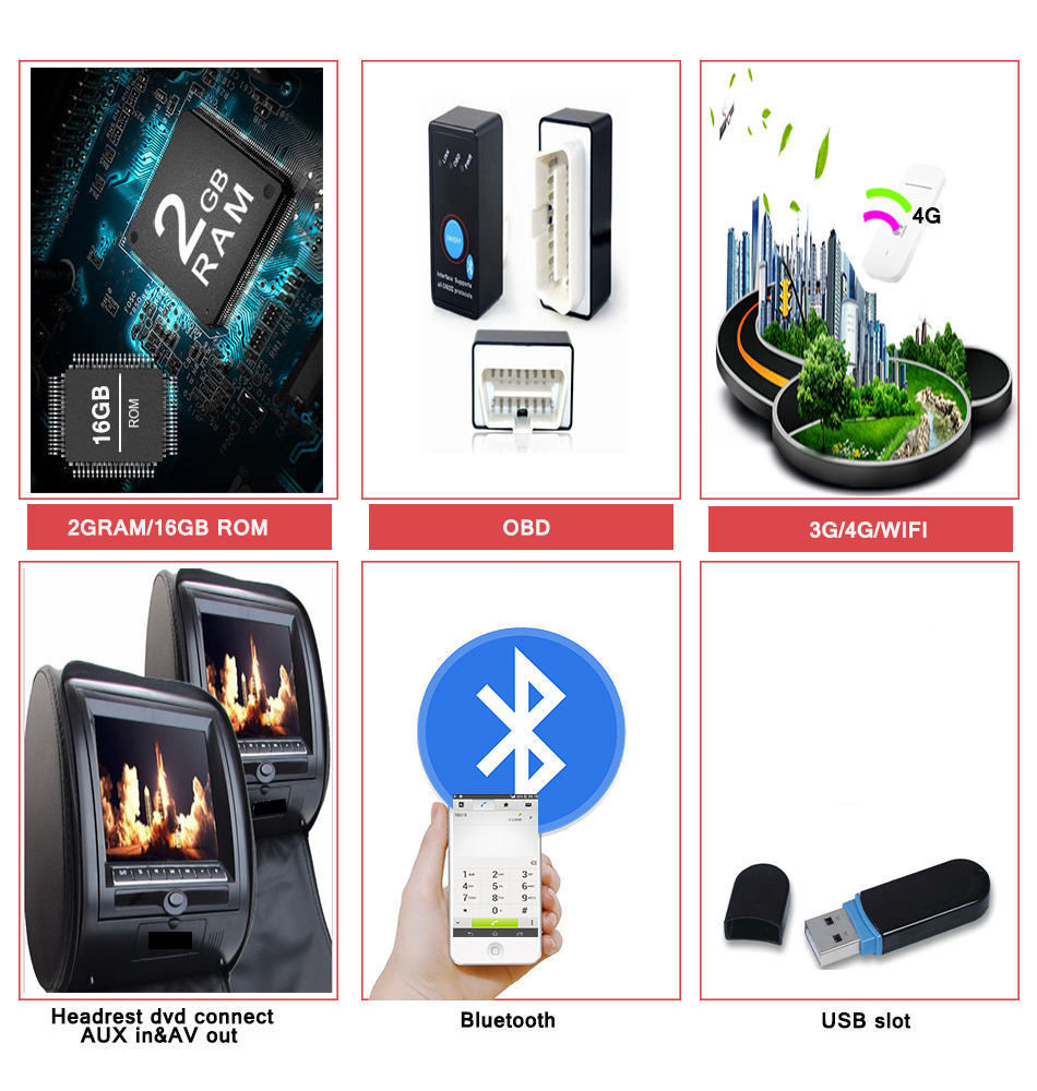 Discount 8 Core 1024x600 Android 7.1 Car DVD GPS for Daihatsu Terios Eco Wild Perodua Nautica 2006-2012 with BT Radio Wifi 3/4G Head unit 25