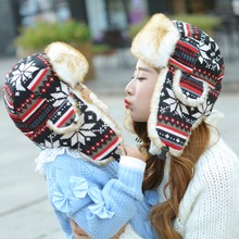 Newly Winter Hat Bomber Hats For Women M