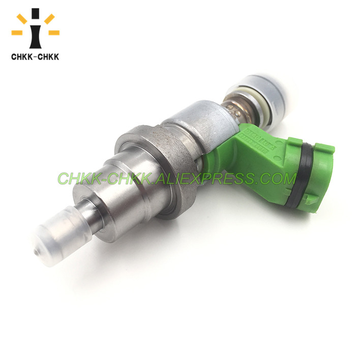 CHKK CHKK NEW Car Accessory 23250 28070 23209 29066 fuel injector for TOYOTA Avensis 2 4L 2AZ 2005 in Fuel Injector from Automobiles Motorcycles