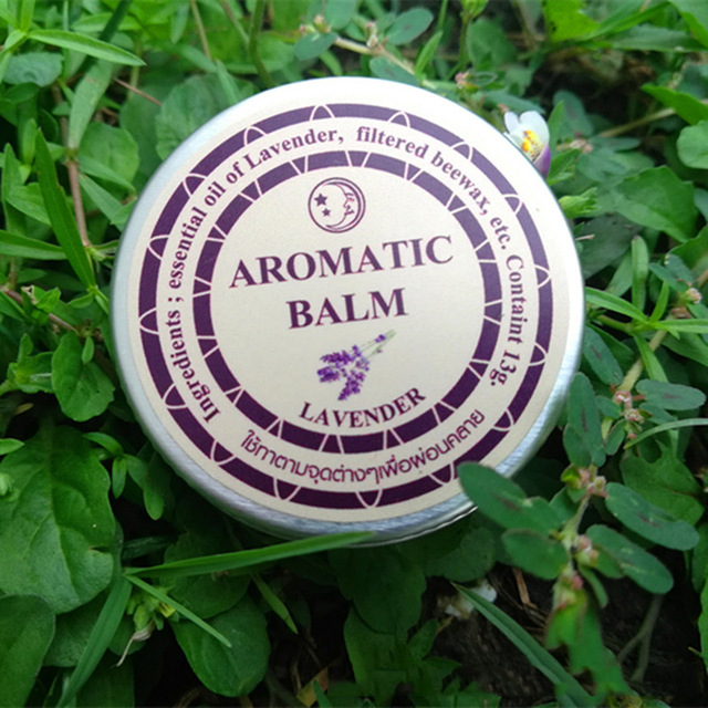 Insomnia Treatment Balm