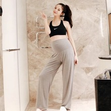 Spring Summer Casual Maternity Pants for Pregnant Women Autumn Maternity Clothes Pregnancy Pants Maternity Clothing P-013