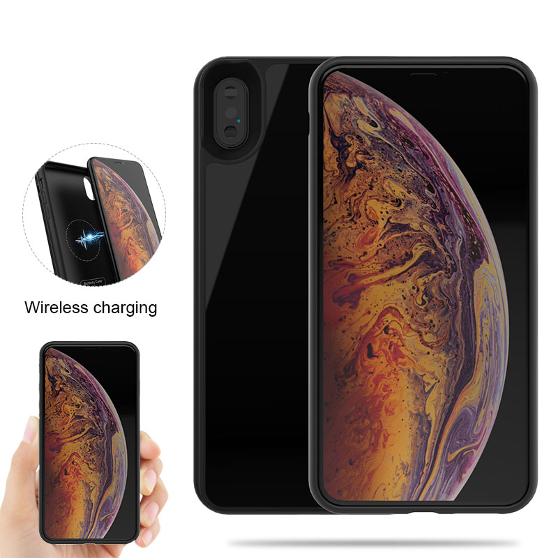 5000mAh/6000mAh Battery Charger Case For iPhone X/XS/XR/X MAX Quick Charging Power Bank Case High Quality Free Shipping5000mAh/6000mAh Battery Charger Case For iPhone X/XS/XR/X MAX Quick Charging Power Bank Case High Quality Free Shipping