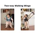 Двойного назначения Ребенок Хранитель Baby Safe Прогулки Обучения Помощник Пояса Малышей Регулируемый Ремень Безопасности Прогулки Крылья Использовать Несет