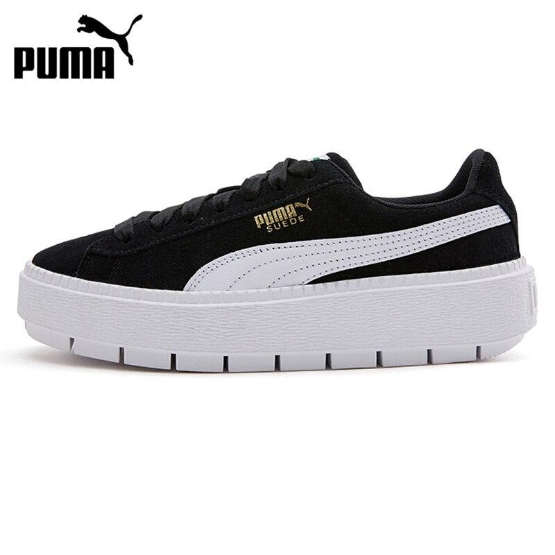 2zapatos puma con plataforma
