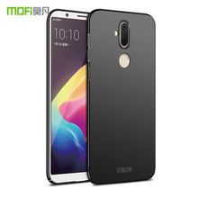 MOFI For Zenfone 5 Lite ZC600KL Case Cover Hard PC Plastic Back Cover
