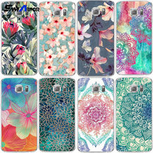 Phone Coque TPU Case For Samsung Galaxy S5 S6 S7 S8 S9 Plus Edge A3 A5 A6 A8 J2 J3 J5 J7 2016 2017 2018 For Samsung S8 Plus Capa(China)