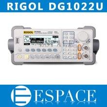 Генератор произвольной формы RIGOL DG1022U, 25 МГц, 2 выходных канала, 5 стандартных встроенных 48 произвольных сигналов