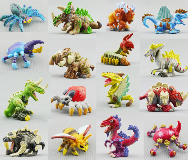 Free shipping GP dinofroz tribe model toys Good quality is very classic toys