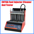 CNT6A Fuel Injector Cleaner And Tester With Russian Language Panel English Language Panel Better than LAUNCH CNC602A