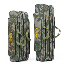 2018 Digital Camouflage Fishing Bags 600D Canvas 2/3 layer 8