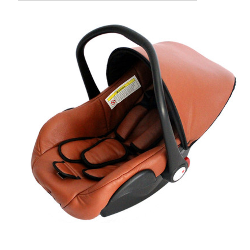 0-1 Years Portable Newborn Baby Basket Type Car Safety Seat Carrier Children free ship brand new safe neonatal basket style car seat infants handle basket seat newborn babies car safety seats free shipping