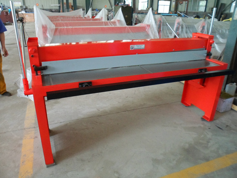HQ01-1.25*2000 hand shearing machine cutting machinery tools pbs 7 hand cutting machine bar section shear versatile shearing machinery tools