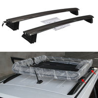 BBQ FUKA Car Roof Rack Cross Bars Luggage Holder Fit For Jeep Grand Cherokee 2011 2016