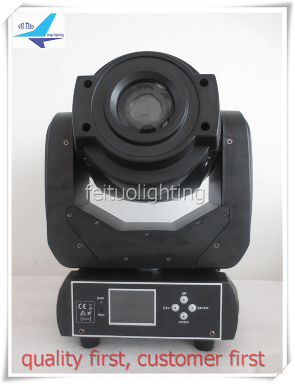 2 pieces 90w moving head lyre gobos party lights powercon 90w led spot moving head light
