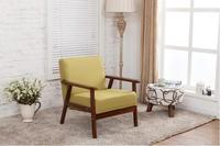 Living Room Chair Hotel Hall Single Sofa Chair Free Shipping