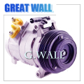 High quality ac compressor for car BMW X5 E53 4.4 4.6 4.8 2000-2004 64526909628 64526921654 64529158039 6909628