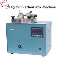 Цифровой дисплей машины d vwi1 Цифровой машина вакуум инъекций цифровой дисплей литья воска машины 220 В 1 шт.