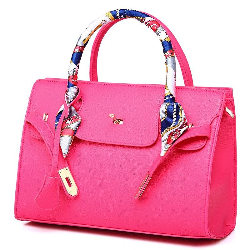 3 ensembles de haute qualité en cuir PU femmes sacs à main de luxe fourre-tout + dames sac à bandoulière + pochette Messenger