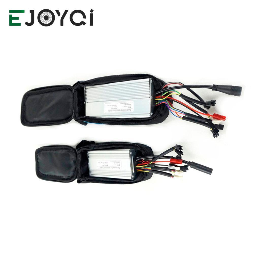 EJOYQI Ebike Controller Bag Inside For 6 9 12 18 Mosfets Controller For 14A 22A 35A Controller Electric Bicycle Parts
