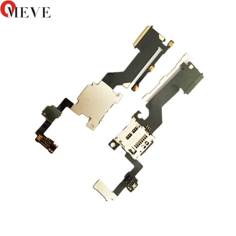 100% Original New Power Volume Sensor and SD Memory Card Slot Socket Holder Flex Cable For HTC One M9 Plus Replacement Part100% Original New Power Volume Sensor and SD Memory Card Slot Socket Holder Flex Cable For HTC One M9 Plus Replacement Part