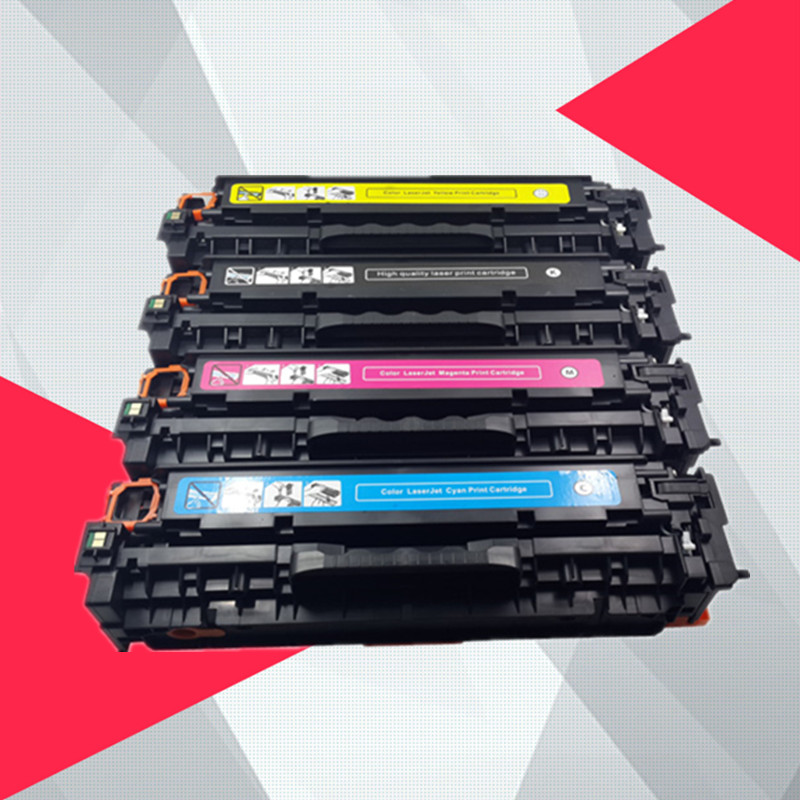 Compatible toner cartridge For <font><b>HP</b></font> 410A ce410 CE410A CE411A CE412A <font><b>305A</b></font> Laserjet Enterprise 300 color M351/M375nw/M451nw/M451 image
