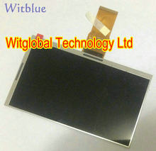 "Witblue Neue LCD display matrix Für 7 ""DEXP ursus s170i kinder Tablet 50Pins innere LCD Screen Panel modul Ersatz(China)"