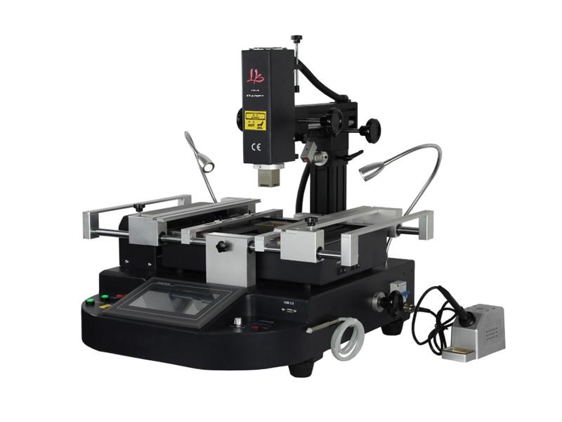 все цены на LY HR560 new BGA Rework station reballing machine for motherboards repairing онлайн