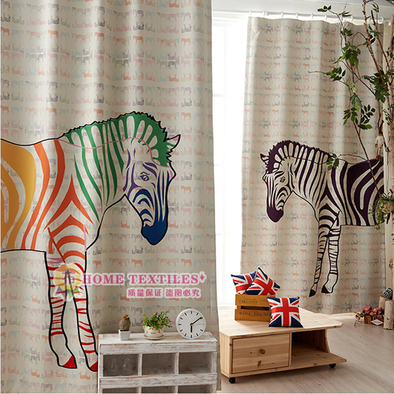 Buy zebra color curtains and get free shipping on AliExpress.com