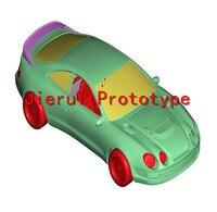 Professionele CNC Snelle Prototype Top Quility Plastic Auto Auto-onderdelen Molding Uitstekende Auto Airconditioning Onderdelen