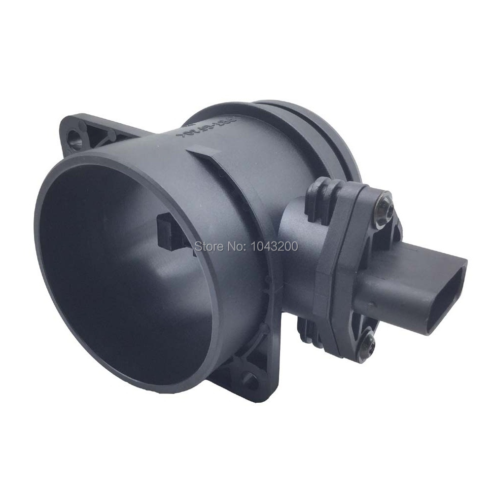 0280218159 Mass Air Flow Meter Maf Sensor 13627531702 13627566989 7566989 8ET009149021 722684120 For BMW-in Air Flow Meter from Automobiles & Motorcycles    2