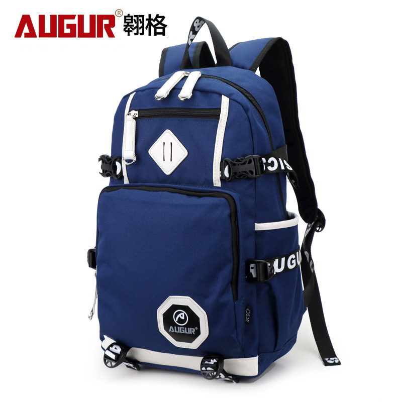 ФОТО Brand Quality Large Capacity Student Backpack School Bags for Teenager Boys Girls College Multi-Function Laptop School Backpacks