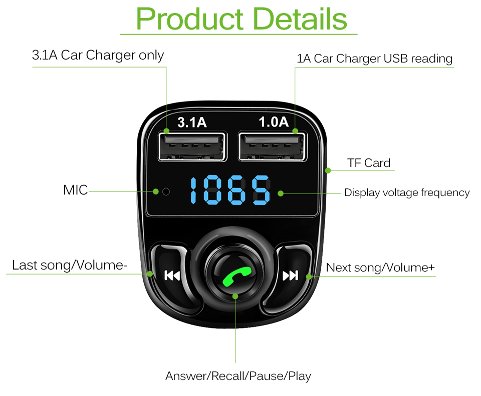 car bluetooth 8