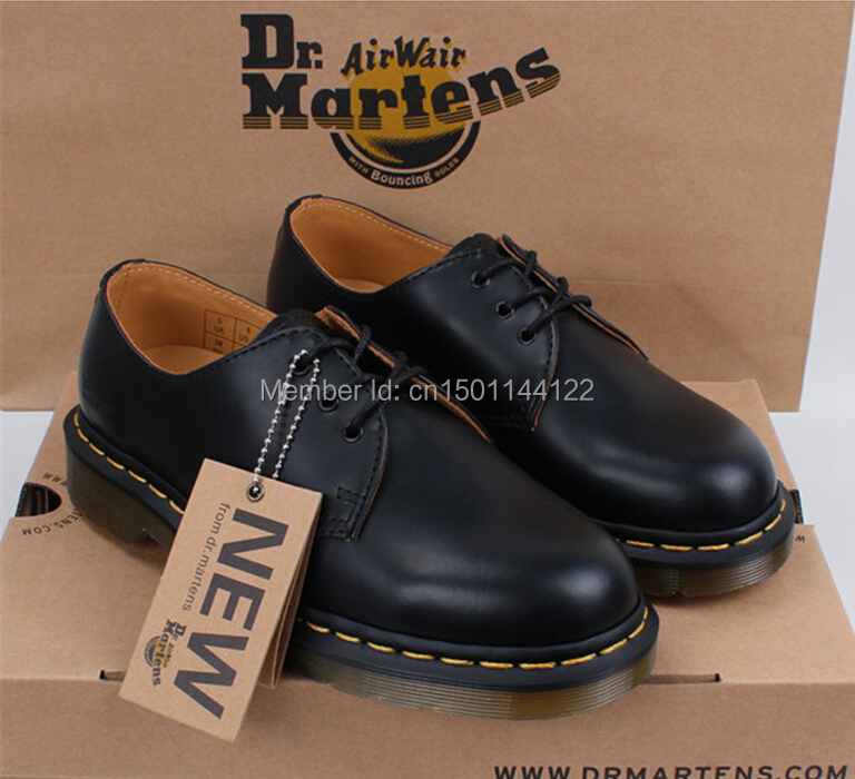 High Quality Dr 1461 Dark Green SMOOTH Women  Men s Genuine Leather Shoes  Ankle Martens Autumn Boots Shoes 550eda9c09ec