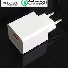 Fiuzd Quick Charge 3.0 30W QC USB Wall Charger for Samsung Xiaomi iPhone X QC3.0 Charging EU Adapter Fast Mobile Phone Charger 3 usb charger quick charge 3 0 fast charging adapter 24w mobile phone qc wall usb cable charger for iphone samsung huawei xiaomi