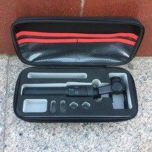 MASiKEN étui de rangement Portable sac de transport pochette pour Gopro Karma Grip Hero 6/5 cardan stabilisateur accessoires boîte manchon
