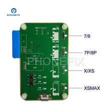 JC Pro1000S LCD Screen Photosensitive Vibration Data Read Write Module For iPhone 8/8P/X XS MAX Repair Phone Chip Programmer