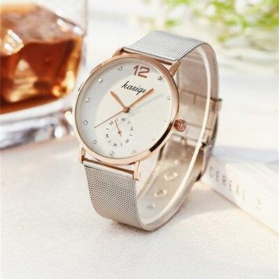Стразы из нержавеющей стали, парные часы для мужчин и женщин,, роскошные кварцевые наручные часы для влюбленных, унисекс, часы Montres Femme - Цвет: male