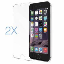Protector de pantalla de vidrio templado para móvil, película protectora para iPhone 12 Mini 6 6S 7 8 Plus 11 Pro XS Max 12Pro X XR 5S 5 SE 2020