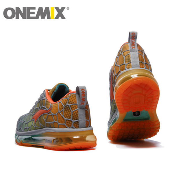 Onemix air cushion mens women running shoes