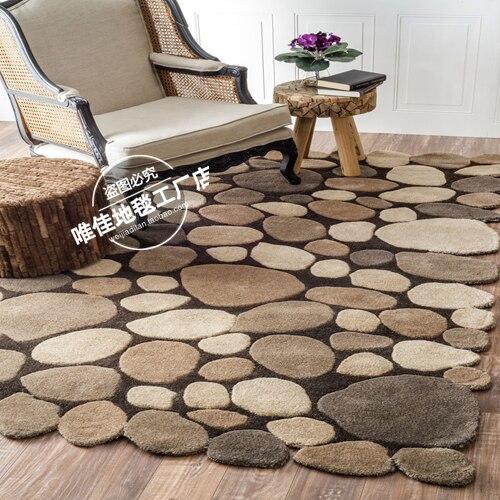 Decoratieve floor tapijten forliving kamer baby vloerkleed voor kids Acryl tapijt tapis alfombra alfombras de sala tapijten kamer - 4