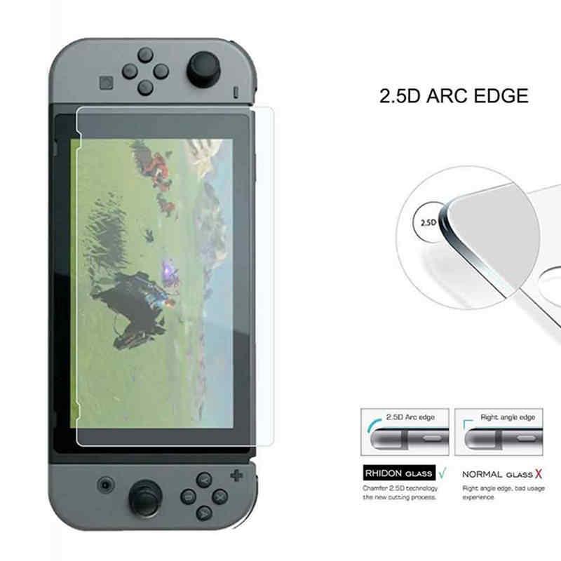 Новая защитная пленка для экрана из закаленного стекла Защитная пленка для nintendo Switch Gaming Acc