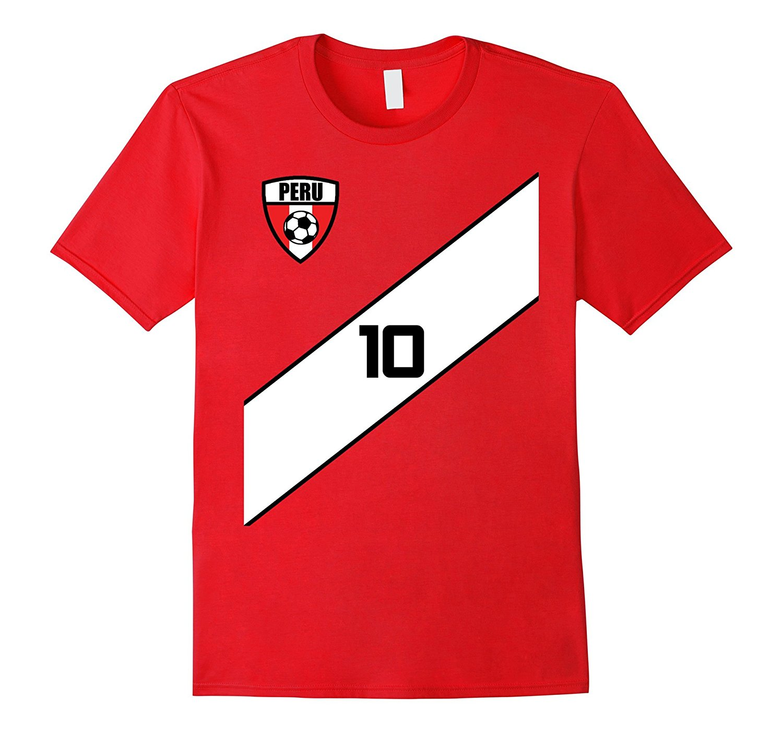 039a9f388 Good Quality Cotton T Shirt Men and Men O-Neck Casual Print Tshirt Peru  Soccers Jersey Shirt Peruvian Team Cheap Tees
