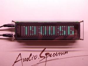 Image 5 - LINK1 VFD מוסיקה אודיו ספקטרום מחוון/אודיו VU מטר/מגבר לוח רמת/דיוק שעון/מתכוונן AGC מצב